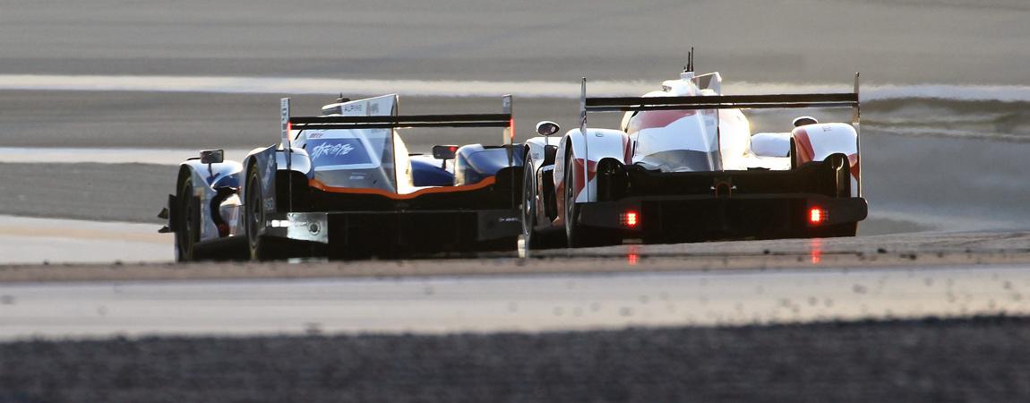 In der WEC treten gibt es verschiedene Fahrzeugklassen, wie die Le Mans Prototypen