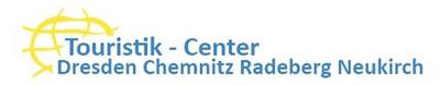 Das Logo vom Reisebüro Touristik-Center
