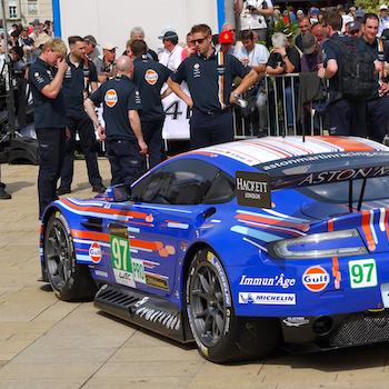 Kleineres Lineup bei Aston Martin