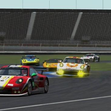 SimRacing: Die virtuellen 24h von Le Mans