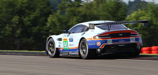 Aston Martin Car 95