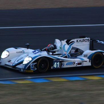 Greaves setzt ab 2016 auf den Ligier JS P2