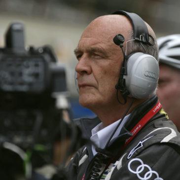 Wolfgang Ullrich bleibt Audi-Sport Chef