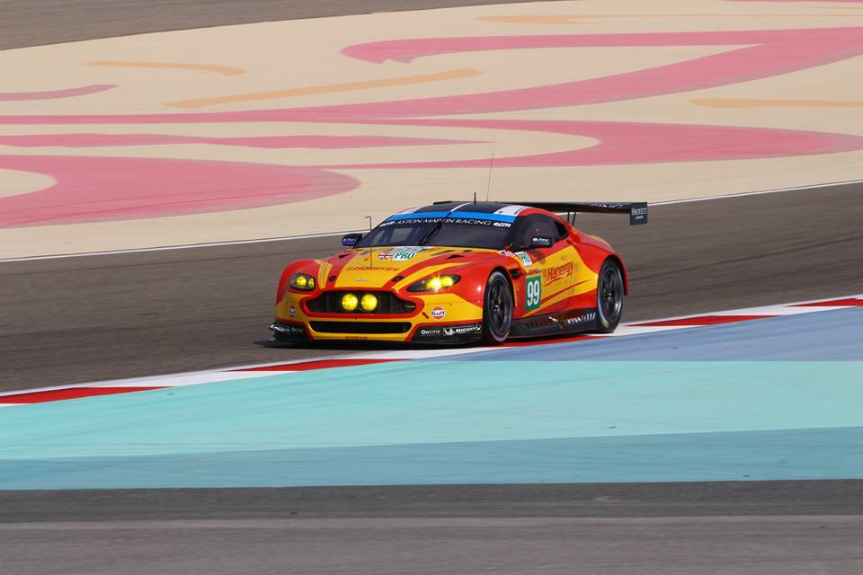 Aston-Bahrain