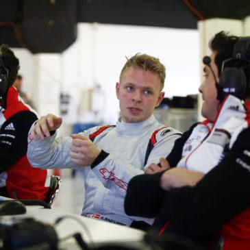 Porsche testet mit LMP1-Junioren in Spanien