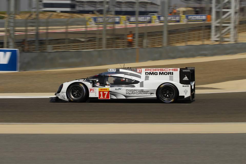 Porsche-Bahrain
