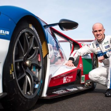 Ford-Pilot Marino Franchitti im Interview