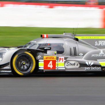 Aus Fahrersicht: Simon Trummer in Silverstone