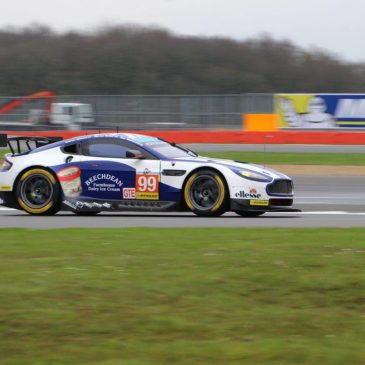 ELMS: Verregnetes Qualifying in Silverstone