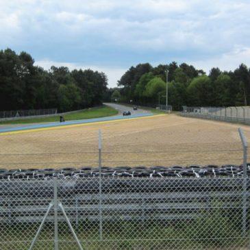 Neue Zuschauerpunkte in Le Mans
