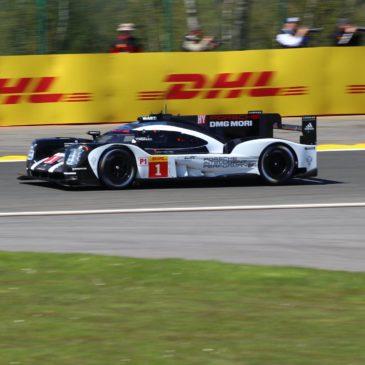 6h Spa: Porsche dominiert erstes Freies Training