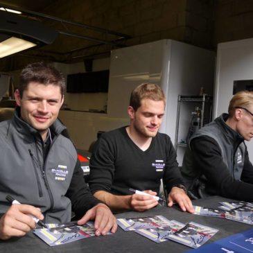 Kaffer feiert 10-jähriges Le Mans Jubiläum