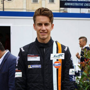 Ben Barker optimistisch vor Le Mans Debüt