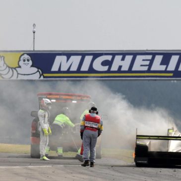 Aus Fahrersicht: Simon Trummer am Nürburgring