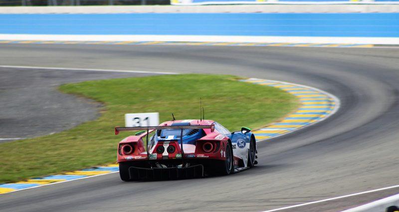 Nach dem Sieg in Le Mans steht Ford hinter seinem Werksprogramm und wird den GT bis 2019 weiterentwickeln.