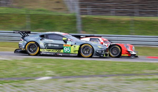 Während Aston Martin den Ton in der LMGTE-Pro angibt, liegt Manor in der LMP2 aktuell nur auf dem zweiten Rang.