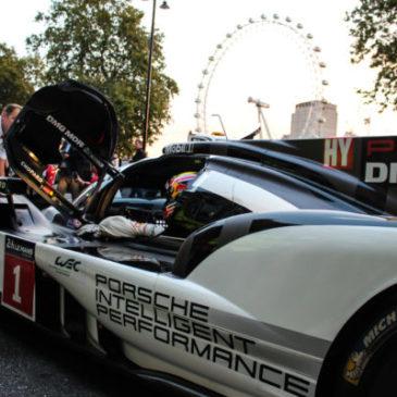 Wenn vor dir ein Porsche 919 im Stau steht