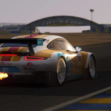 SimRacing: Rückkehr ins virtuelle Le Mans