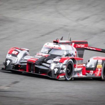 Audi setzt Bestzeit im Ersten Freien Training