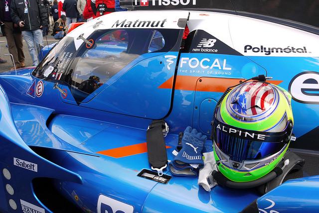 Nach einer starken WEC-Debütsaison darf Gustavo Menezes in Bahrain den Porsche 919 Hybrid testen.