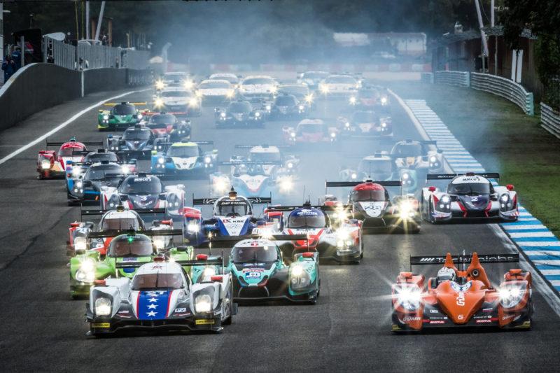 4 Hours of Estoril Race Start at Estoril - Circuito Estoril - Estoril - Portugal