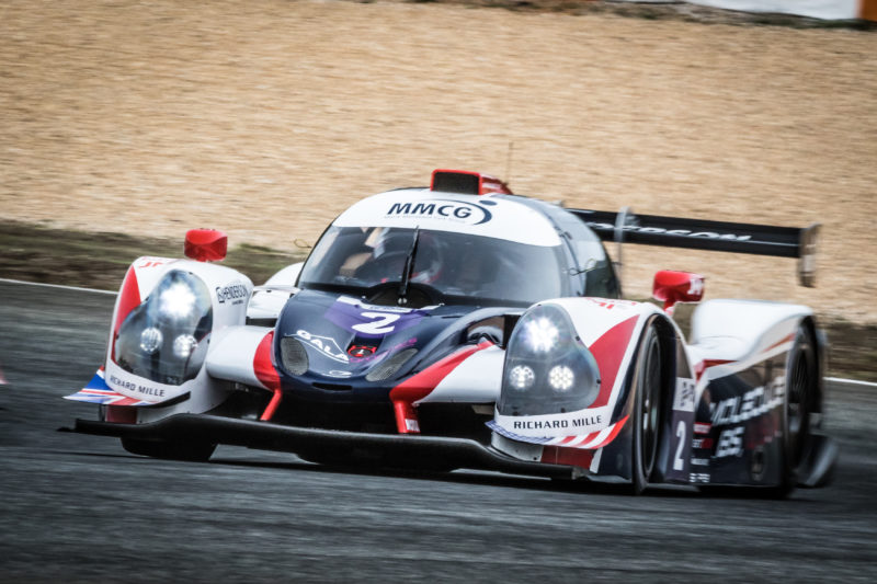 #CAR 2 / UNITED AUTOSPORTS / USA / Ligier JS P3 - Nissan - ELMS 4 Hours of Estoril - Circuito Estoril - Estoril - Portugal