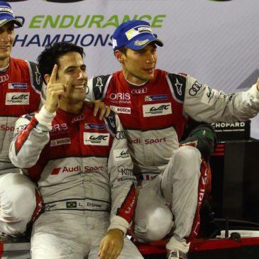 Audi gewinnt Abschlussrennen in der WEC