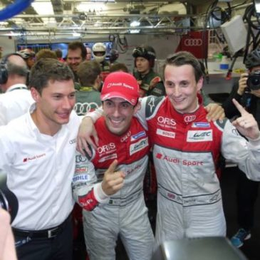 Audi sichert sich letzte Pole der Saison