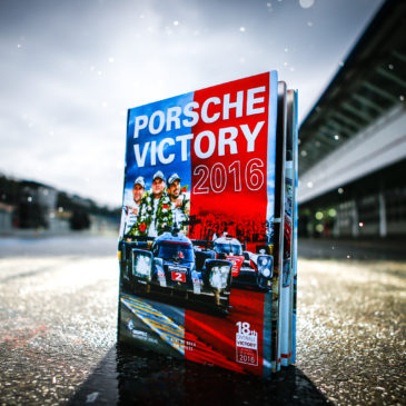 Buchrezension: Porsche Victory 2016