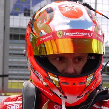 Gianmaria Bruni löst Ferrari-Vertrag auf