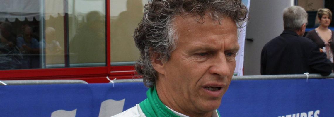 Jan Lammers in Le Mans 2011