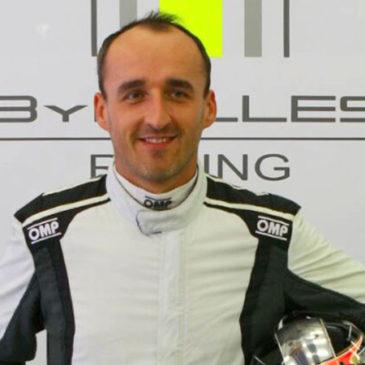 Robert Kubica startet 2017 in der LMP1-Klasse