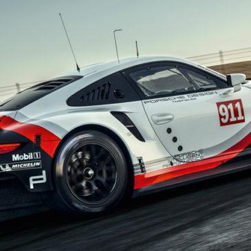 Die Rückkehr des Porsche GT Teams