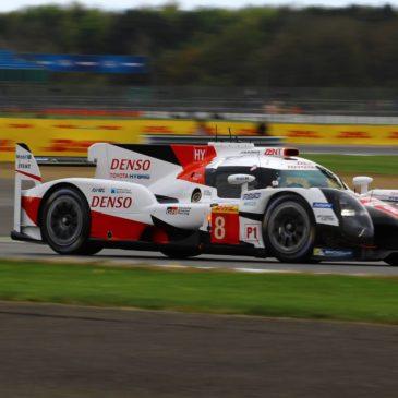 FP1: Toyota setzt Bestzeit in Silverstone