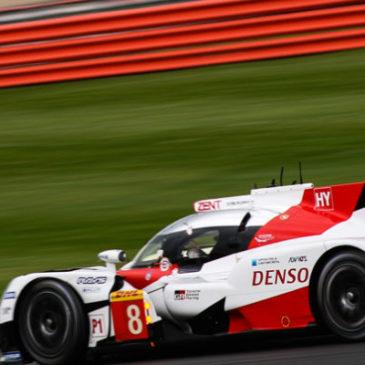 FP2: Toyota weiterhin an der Spitze