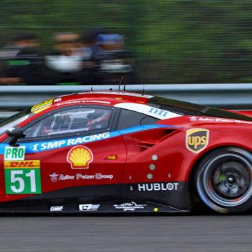 Ferrari gegen Ford – Das Duell geht in eine neue Runde