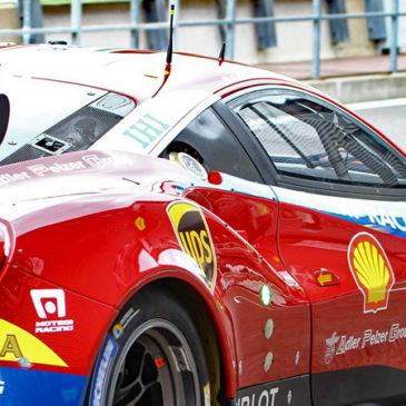 Ferrari und Porsche dominieren das Qualifying