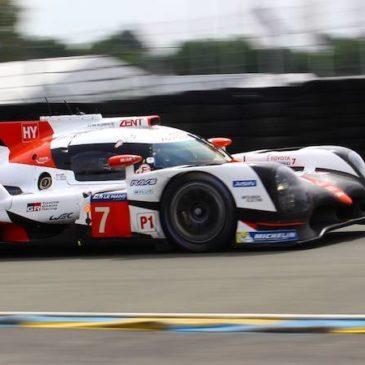 Toyota bestimmt die Spitze beim Le-Mans-Test