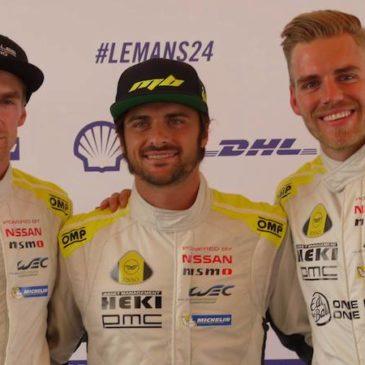 Kraihamer zeigt sich zuversichtlich für Le Mans
