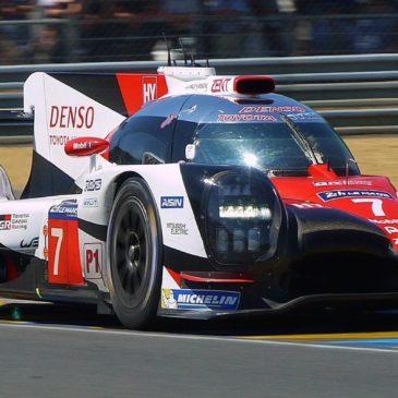 Kostete ein kurioser Zwischenfall Toyota den Sieg?