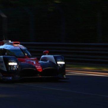 24h Le Mans: Drama in der Nachtphase