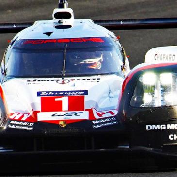 24h Le Mans: Porsche auf dem Weg zum Hattrick