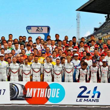Erste Eindrücke aus Le Mans
