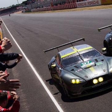 Denkwürdiges Aston Martin-Podium in der LMGTE-Pro