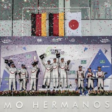 Porsche mit deutlichem Sieg bei den 6h Mexiko