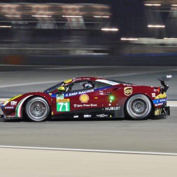 Ferrari und Porsche auf Pole beim Saisonfinale
