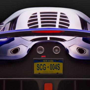 Glickenhaus strebt GTE Pro mit dem SCG 004S an