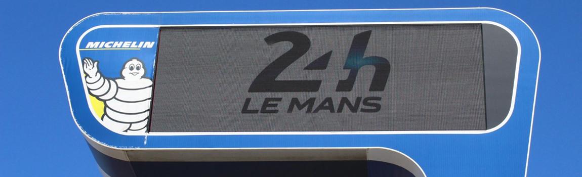 Die 24 Stunden von Le Mans