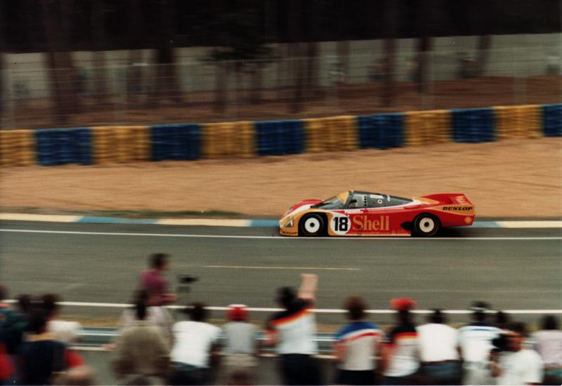 Die 24 Stunden von Le Mans 1988