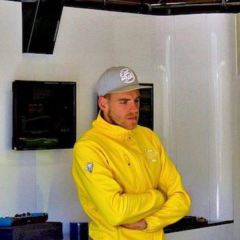Aus Fahrersicht: Dominik Kraihamer in Spa